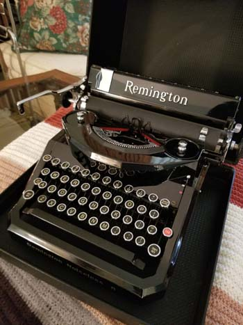 For Sale Remington #8 typewriter